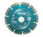 Makita P-45761 / D-61139 - Disque à tronçonner diamanté - 125 x 22,23mm - Universelle