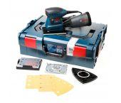 Bosch - Ponceuse vibrante GSS 160-1 A dans L-BOXX - 06012A2300