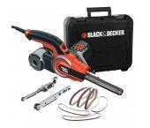 Black+Decker KA902EK Powerfile Lime électrique à bande dans coffret - 400W - 13 x 451mm