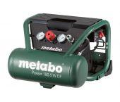 Metabo Power 180-5 W OF Compresseur - 1100W - 8 bar - 5L - 75 l / min - 601531000