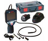Bosch GIC 120 C Caméra d'inspection à batteries 10.8V Li-Ion set (1x batterie 1,5Ah) dans L-BOXX - 0601241201