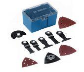 Bosch Set d'accessoires pour outil multifonction GOP 12V-28