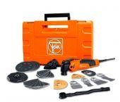 Fein FMM 350 QSL Multimaster Top Outil multifonction dans coffret - 350W - 72295261000