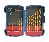 Makita P-51873 Set de forets HSS 16 pieces en coffret - 1,5 - 10 mm