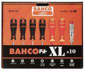 Bahco B219.110 BahcoFit XL Set de tournevisses - 10 pièces