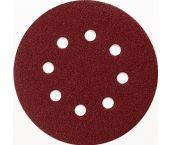 Makita P-43583 - Disque abrasif - rouge - G180 - 125mm (10pcs)