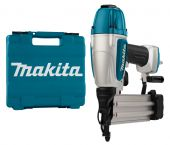 Makita AF506 Cloueuse de finition pneumatique en coffret - 15-50mm - 18Ga - 8 bar