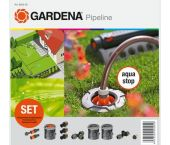 Gardena - Kit d'équipement pipeline 8255-20