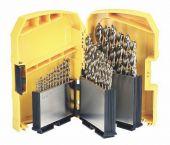 DeWalt DT7926 Coffret Tough Case avec forets à métal 29 pièces EXTREME 2® - DT7926-XJ