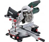 Metabo KGS 216 M - Scie à onglet - 1500W - 216 x 30 mm - 619260000