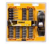 DeWalt DT71540 Set de mèches en coffret 53 pièces + Lunette solaire de protection - DT71540-QZ