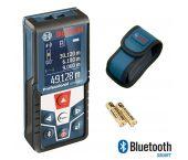 Bosch GLM 50 C - Télémètre laser dans housse de protection - 50m - 0601072C00