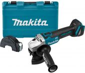 Makita DGA504Z - Meuleuse d'angle Li-Ion 18V (machine seule) - 125mm - moteur brushless