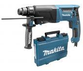 Makita HR2600 Perforateur SDS-plus dans coffret - 800W - 2.4J