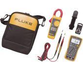 Fluke 117/323 EUR Multimètre numérique TRMS (Fluke 117) & Pince multimètre TRMS (Fluke 323) combiset - 4296034