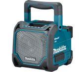 Makita DMR202 - Enceinte Bluetooth Li-Ion 10,8-18V - fonctionne sur secteur & batterie