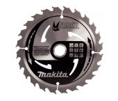 Makita A-89632 - Lame carbure bois MForce - 24D - 165mm