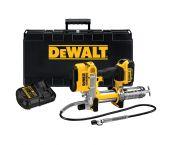 DeWalt DCGG571M1 Pompe à graisse à batteries 18V Li-Ion set (1x batterie 4,0Ah) dans coffret - DCGG571M1-QW