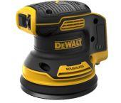 DeWalt DCW210NT - Ponceuse excentrique Li-Ion 18V (machine seule) - 125mm - moteur brushless - DCW210N-XJ