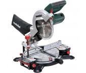 Metabo KS 216 M Lasercut - Scie à onglet - 1350W - 216 x 30mm - 619216000