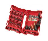 Milwaukee 4932430582 / 4932430908 - Coffret d'embouts Shockwave Impact Duty - 40 pièces