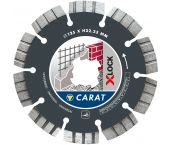 CARAT CUXLOCK125 X-LOCK - Lame de scie diamant universelle - Ø125x22,23mm